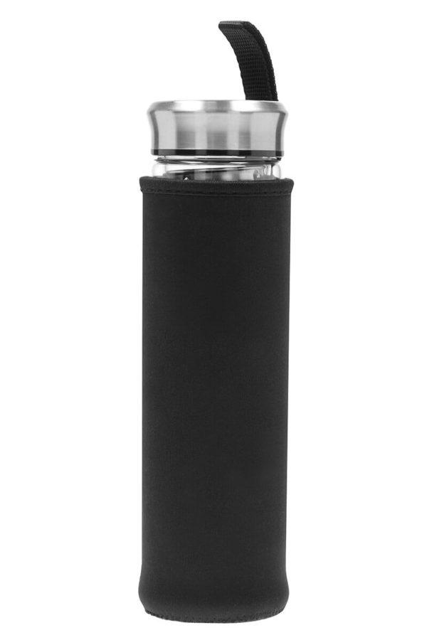 Butelka szklana podróżna - termos